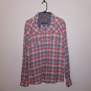 Jachs Girlfriend long sleeve button down shirt